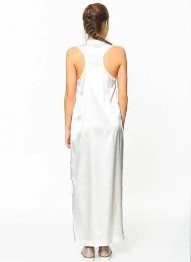 Kolsuz Uzun Elbise-Calvin Klein